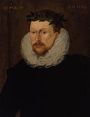 Author photo. Michael Drayton, 1599. Wikimedia Commons.