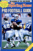 Sporting News Pro Football Guide 1993 by…