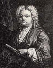 Author photo. Mezzoprint portrait of Batty Langley by J.Carwith published in 1741.