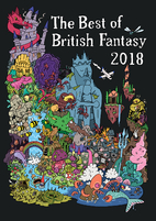 Best of British Fantasy 2018 by Jared Shurin