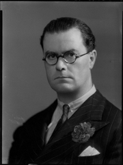 Author photo. Archibald Gordon MacDonnell