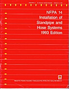 NFPA 14 Installation of Standpipe and Hose…