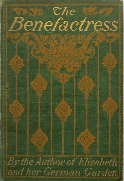 The Benefactress cover
