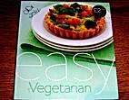Easy Vegetarian by Val Barrett