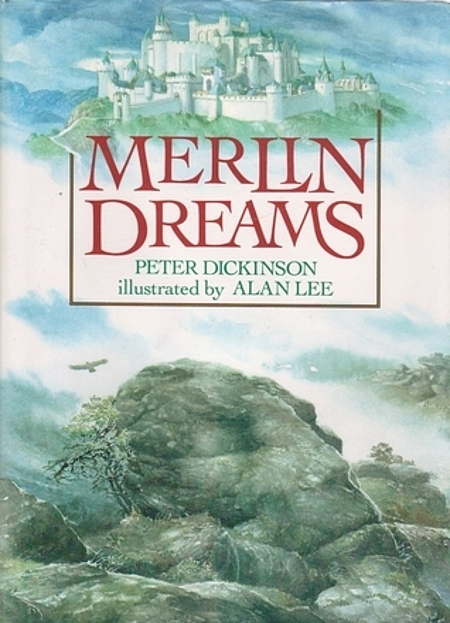Merlin Dreams cover