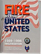 Fire in the United States 1989-1998 Twelfth…