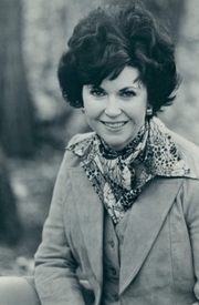 Author photo. In 1977. By Photo by Joan Bingham - ebay.com, front of photo, back of photo, Public Domain, <a href=&quot;https://commons.wikimedia.org/w/index.php?curid=27809317&quot; rel=&quot;nofollow&quot; target=&quot;_top&quot;>https://commons.wikimedia.org/w/index.php?curid=27809317</a>