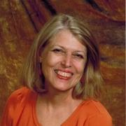 Author photo. Peggy Johnson
