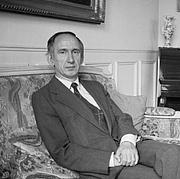 Author photo. Jean Tulard en novembre 1987
