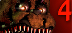 Five Nights at Freddy's 4 by Scott Cawthon