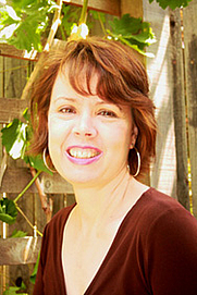 Author photo. Author Teena Stewart