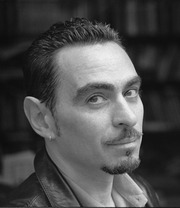 Author photo. Federico Andahazi picture