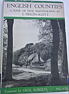 English counties : a book of new photographs…