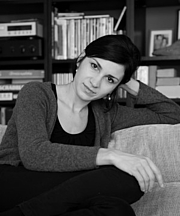 Author photo. Monika Kompaníková (2013)