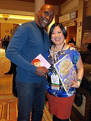 Author photo. Dr Khoo with Preston Bailey (US Award Winning Event Designer) at Event Solutions Idea Factory, 2012 By Yanbei - Own work, CC BY-SA 3.0, <a href=&quot;https://commons.wikimedia.org/w/index.php?curid=21247683&quot; rel=&quot;nofollow&quot; target=&quot;_top&quot;>https://commons.wikimedia.org/w/index.php?curid=21247683</a>