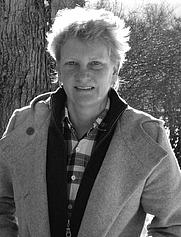 Author photo. Photo by Hugh Egan