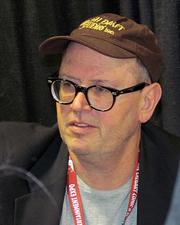 "Author photo. Geof Darrow. Photo by ""5of7"" (flickr)."