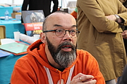 """Author photo. Tai Marc Le Thanh au Festival Le Livre à Metz, le 24 avril 2016. By ActuaLitté - <a href=""""//www.flickr.com/photos/actualitte/26012227483/in/dateposted-public/"""" rel=""""nofollow"""" target=""""_top"""">https://www.flickr.com/photos/actualitte/26012227483/in/dateposted-public/</a>, CC BY-SA 2.0, <a href=""""//commons.wikimedia.org/w/index.php?curid=48510968"""" rel=""""nofollow"""" target=""""_top"""">https://commons.wikimedia.org/w/index.php?curid=48510968</a>"""