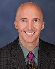 Author photo. Jeffrey P. Moran [credit: University of Kansas]