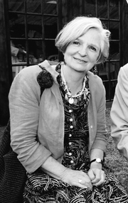 Author photo. Clare Kendall