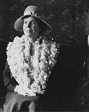 Author photo. Erna Fergusson [credit: Will Connell; Palace of the Governors, New Mexico Museum of History]