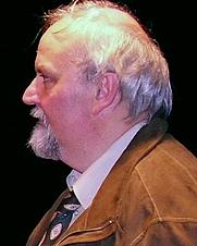 Author photo. Otto Borik, Dortmunder Schachtage 2007