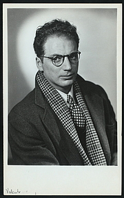 Author photo. Courtesy of the <a href=&quot;http://digitalgallery.nypl.org/nypldigital/id?TH-41109&quot;>NYPL Digital Gallery</a> (image use requires permission from the New York Public Library)