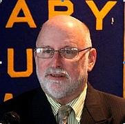 Author photo. Edward C. Harris