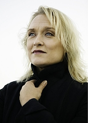 Author photo. Micke Lundström