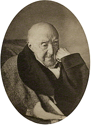 Author photo. Samuel Rogers [photograph from early to mid-1850s by an unknown photographer]