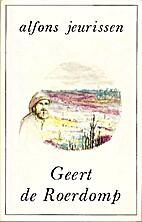 Geert de Roerdomp by Alfons Jeurissen