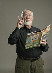 Author photo. Library of Congress