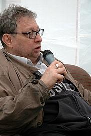 Author photo. Danny Schechter