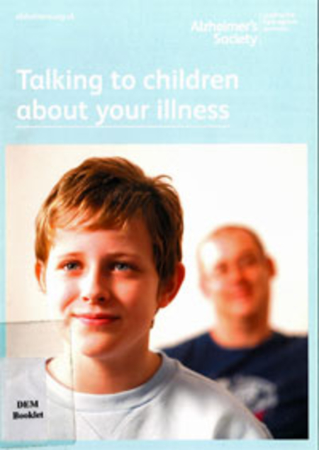 Talking To Children About Your Illness