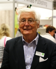 Author photo. Jan Mårtensson at the Gothenburg Book Fair 2010.