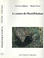 Le miniere dei Monti Peloritani: materiali…