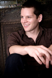 Author photo. Graham Moore