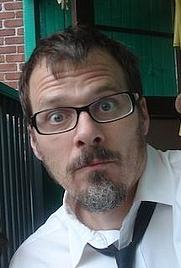 Author photo. Joe Ollmann