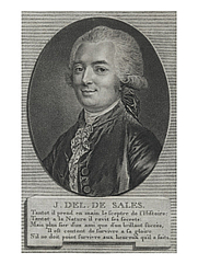 Author photo. Jean-Baptiste-Claude Delisle de Sales (1741-1816)