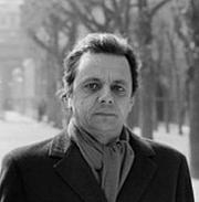 Author photo. Francois Furet en mars 1973 à l'occasion de la parution de l'ouvrage coécrit avec Denis Richet 'La Révolution française'