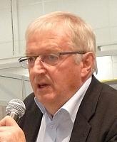 Author photo. Rotsee