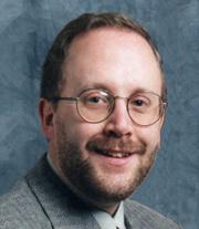 """Author photo. Douglas MacGowan, author of """"The Strange Affair of Madeleine Smith"""""""