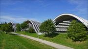Author photo. Zentrum Paul Klee, Bern