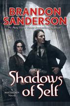 Shadows of Self by Brandon Sanderson