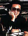 Author photo. 寺沢武一