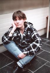 Author photo. Editions Viviane Hamy