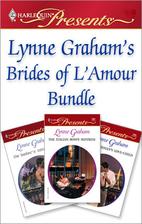 Lynne Grahams Brides of L'Amour Bundle…