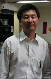 Author photo. Kang Chol-Hwan