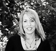 Author photo. Photo by Celeste Morrison