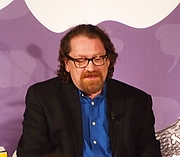 """Author photo. reading at National Book Festival By Slowking4 - Own work, GFDL 1.2, <a href=""""https://commons.wikimedia.org/w/index.php?curid=62180025"""" rel=""""nofollow"""" target=""""_top"""">https://commons.wikimedia.org/w/index.php?curid=62180025</a>"""